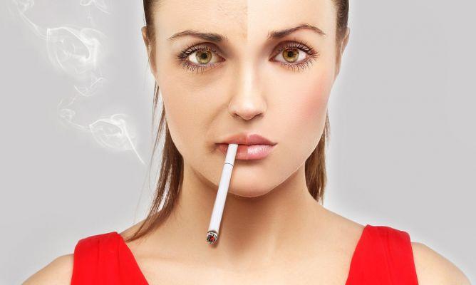 El tabaco, un enemigo de nuestra piel
